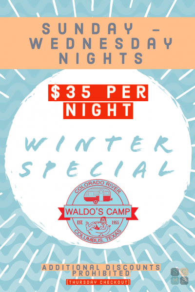 winter camping special graphic card
