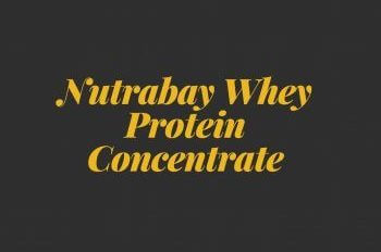 Nutrabay Whey Protein Concentrate Review