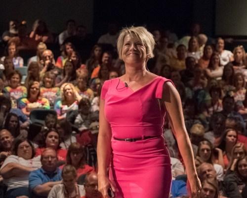 Kim Strobel Stage