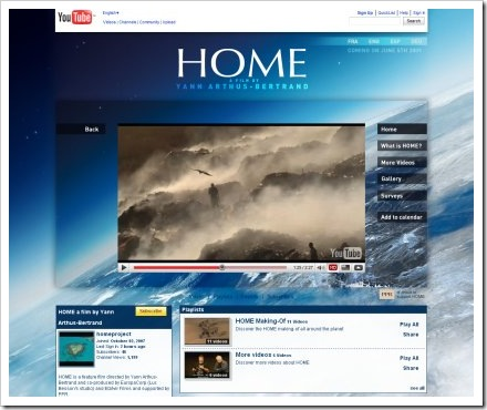 home_on_youtube