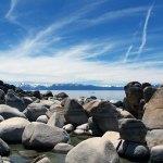 Lake Tahoe Rocky Shoreline
