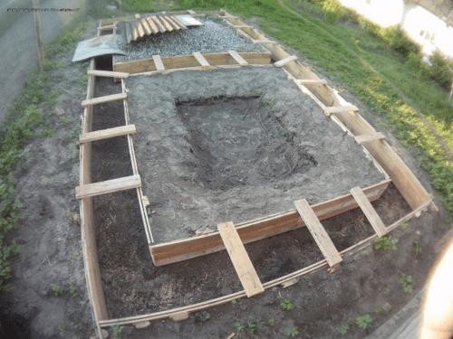 DIY kylpyamme rakentaminen