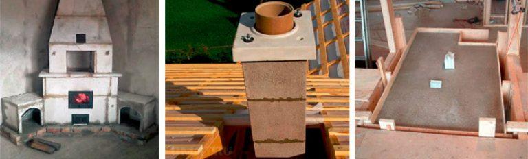 жаропрочный бетон своими руками