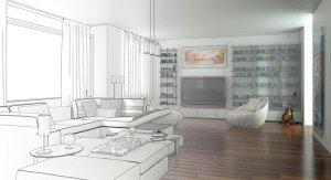 Ремонт квартир с 3д-визуализацией.