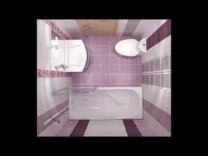 Основные этапы ремонта ванной комнаты и выбора дизайна