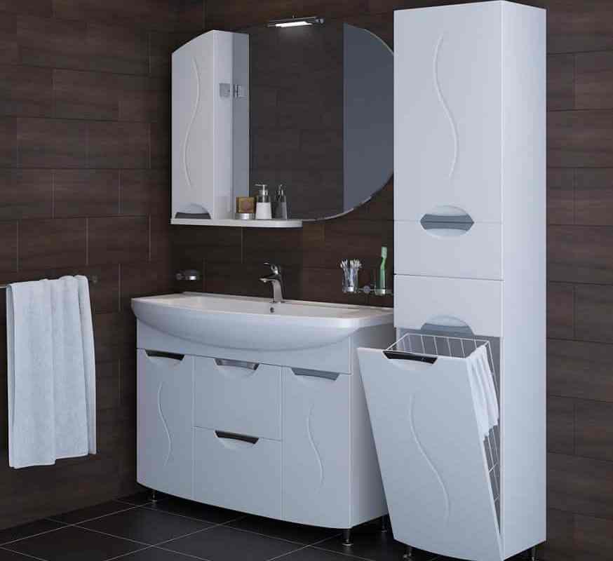 ремонт шкафов в ванной