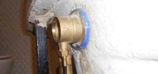 ремонт слива в ванне