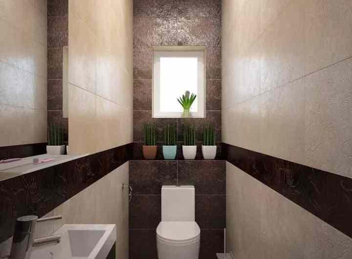 Дизайн маленькой ванной комнаты 2 кв. метра