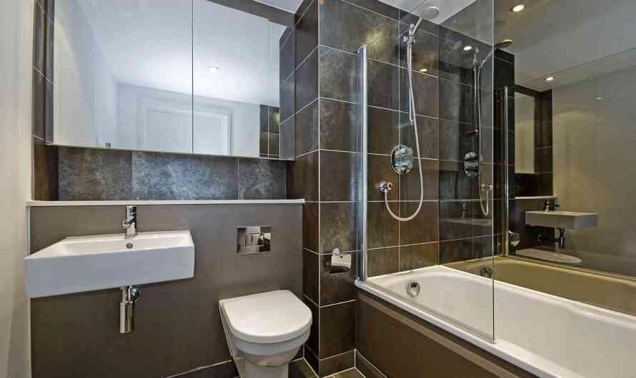Ванная комната в хрущевке — дизайн и фото