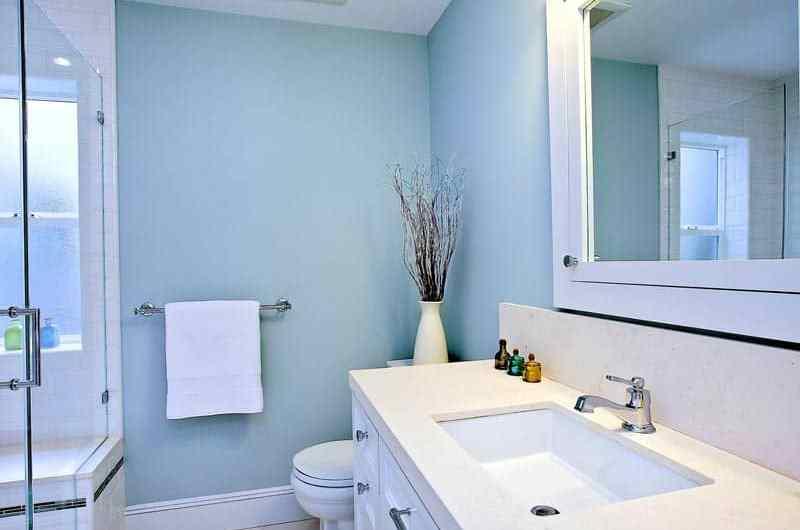 Подбор цветового решения для ванной комнаты