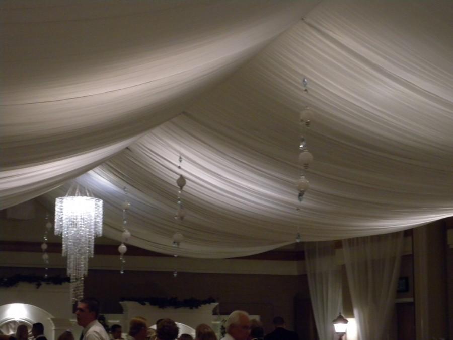 регулярно фото пошагово драпировок потолок из ткани того, чтобы