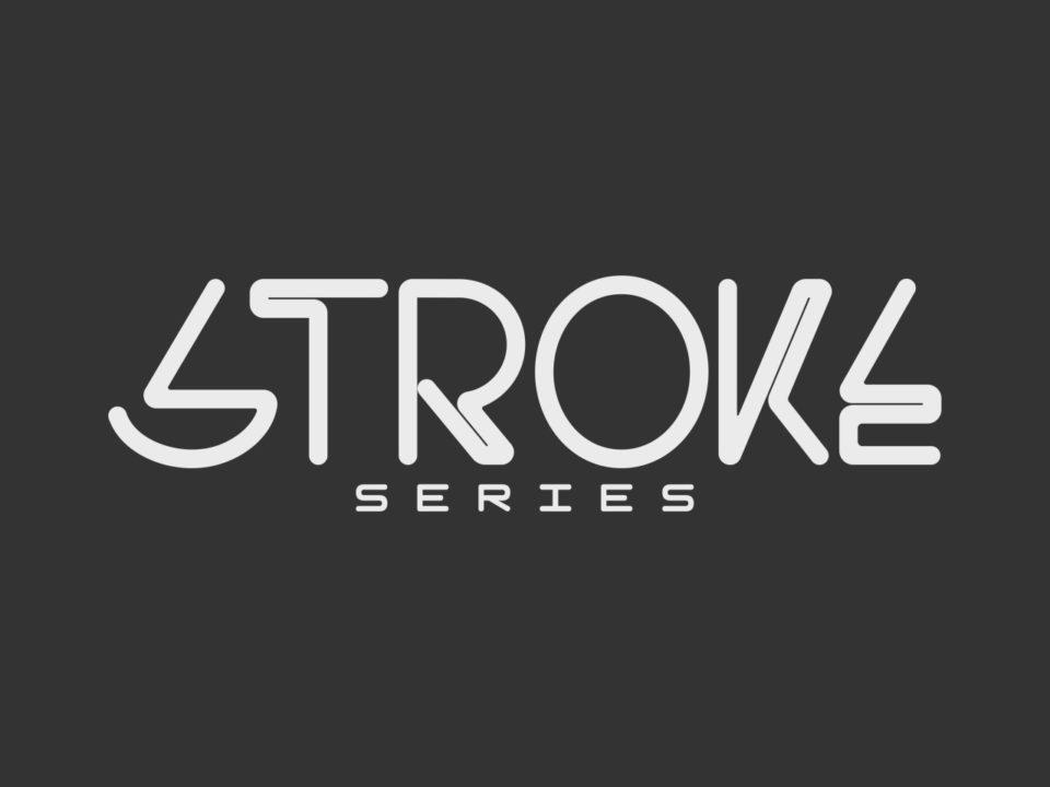 STROKEロゴ