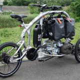 Cargo Trike試作4号機(T4)
