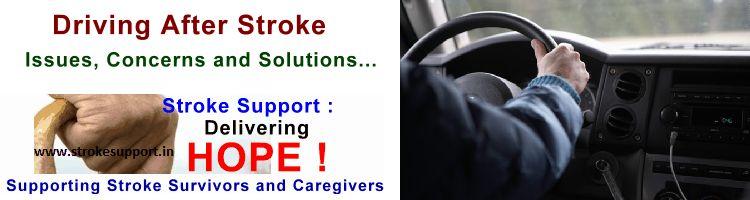 Drivinhg after stroke