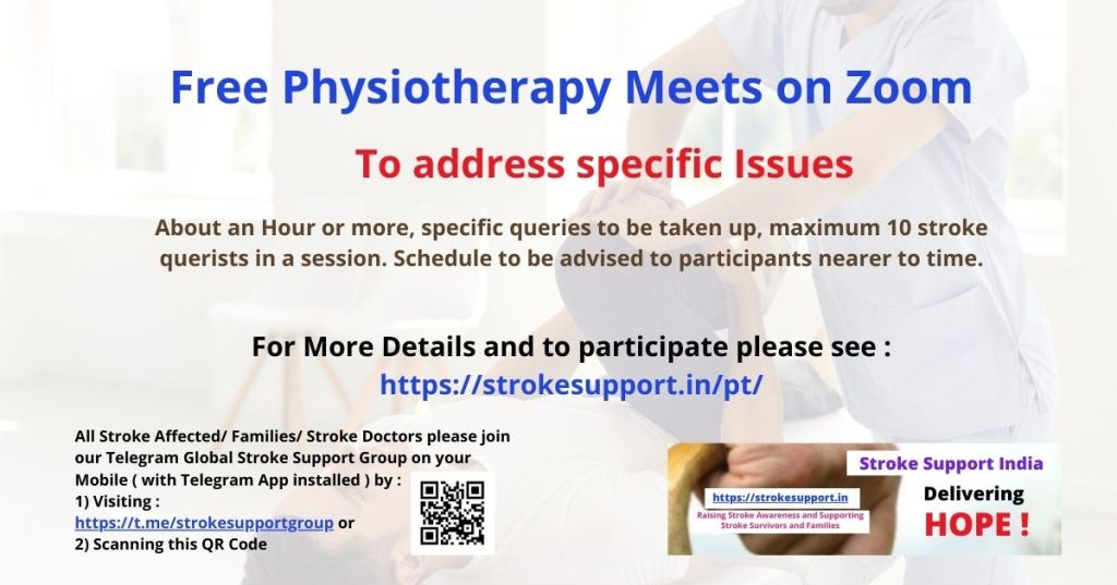 Join us for Free Physiotherapy Meets