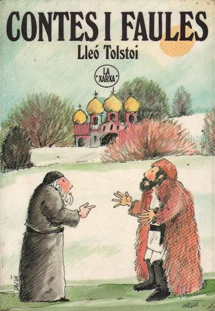 contes i faules tolstoi maria del tura boix lleó lev conte català traducció