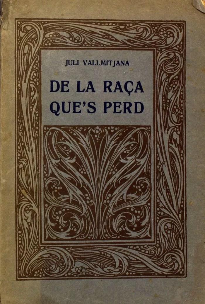de la raça que es perd juli vallmitjana rosari de calaveres gitano gitanos barcelona conte contes