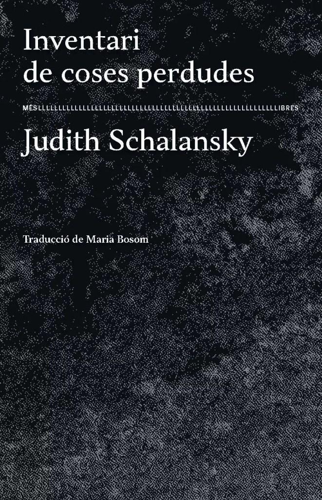 inventari de coses perdudes judith schalansky més llibres traducció català