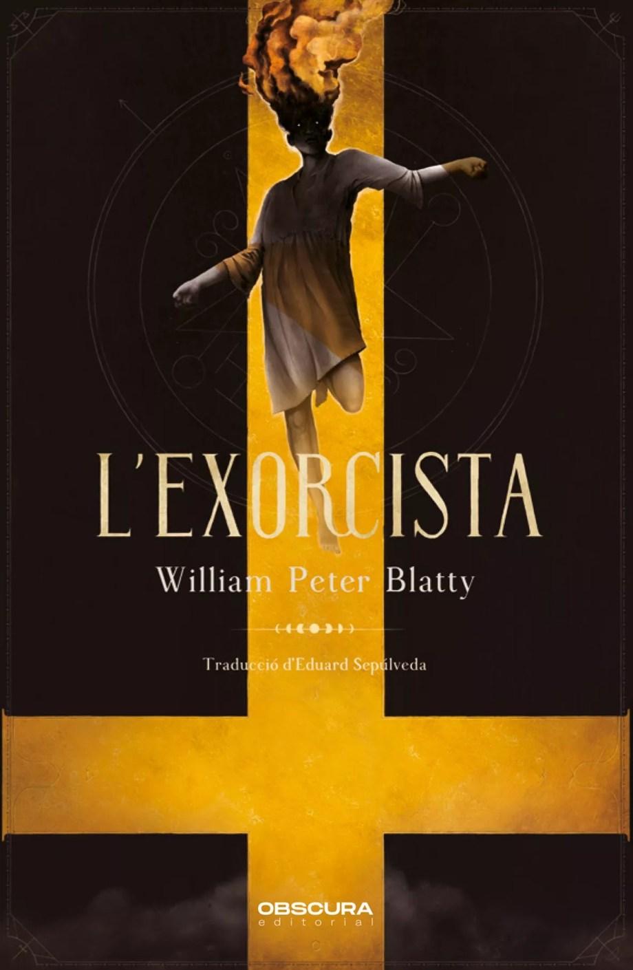 exorcista william peter blatty català terror obscura editorial novel·la