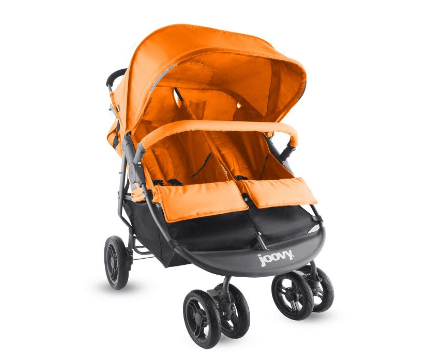 JOOVY Scooter X2 Best Double Stroller