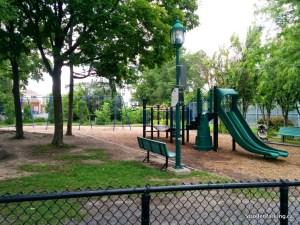Alexandre Bourgeau Park