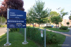 Albert-Gariepy Park