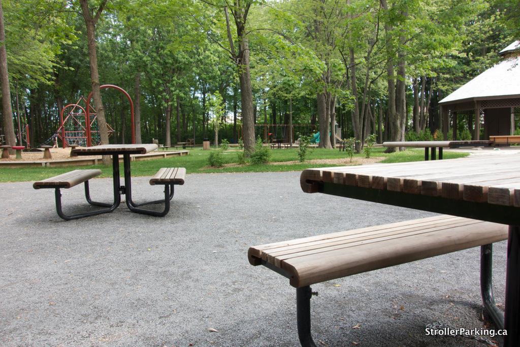 Nathan Shuster Park Strollerparking