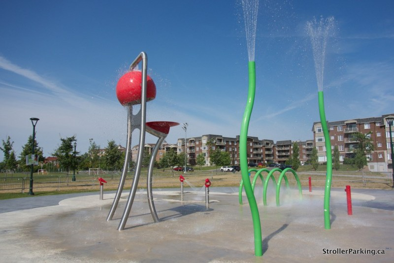 phillipe laheutre splash pad