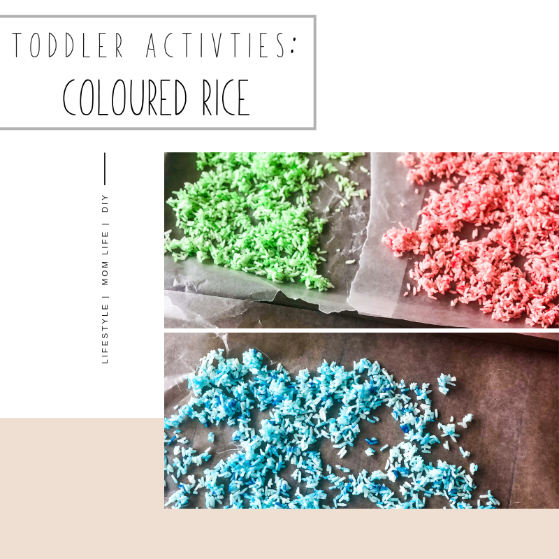 Toddler Sensory Activities DIY