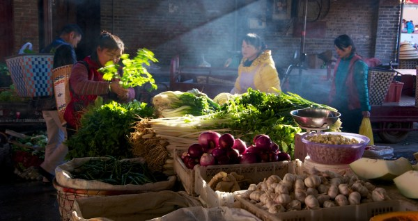 Lijiang Markt 1