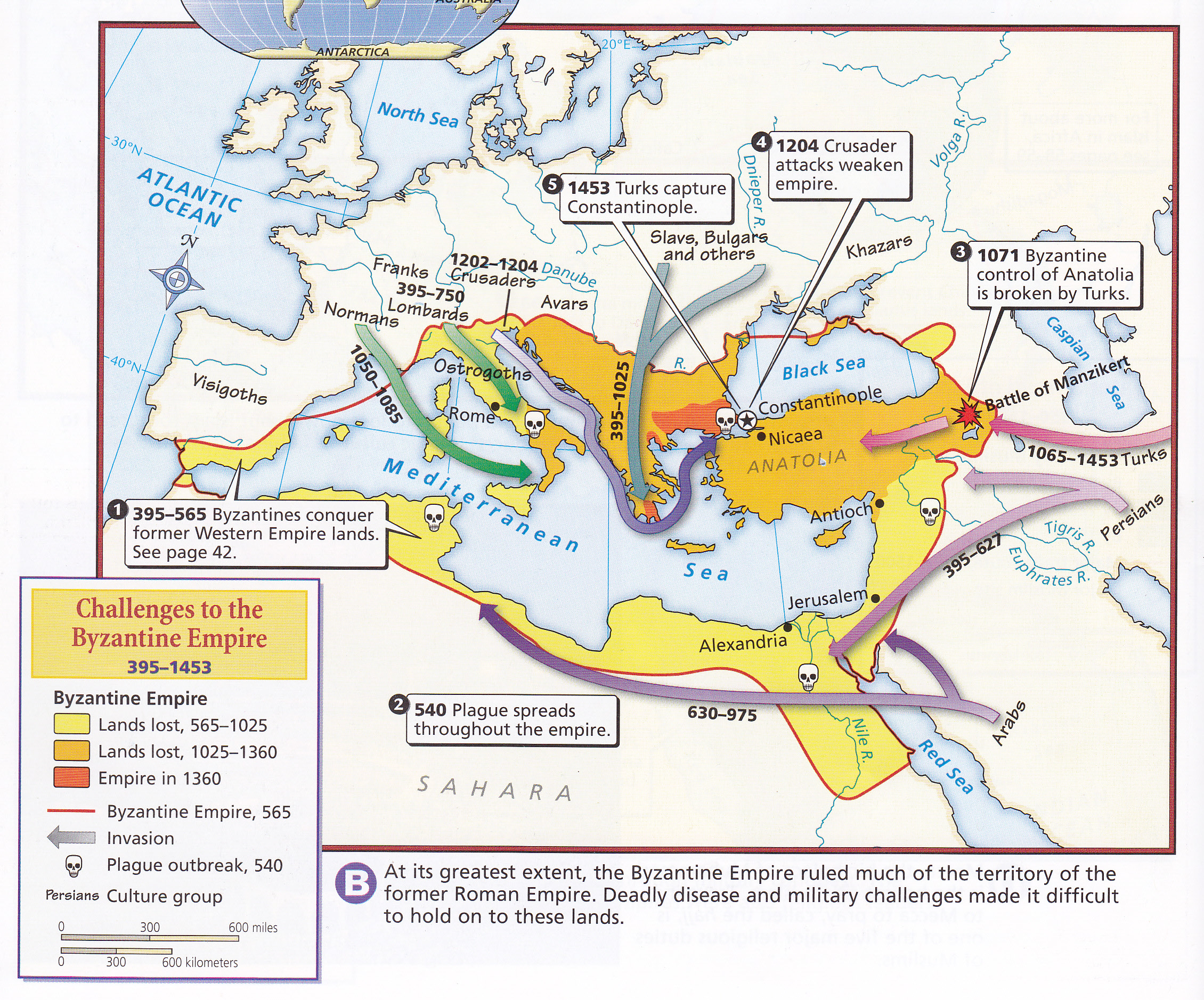Byzantine And Islam Resources Stromie World History