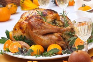Consider other turkey preparations, without turkey deep fryers, this holiday season