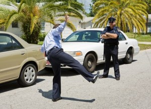 DUI Field Sobriety Testing