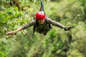 Zip Lining Personal Injury