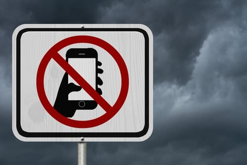 texting and driving ban
