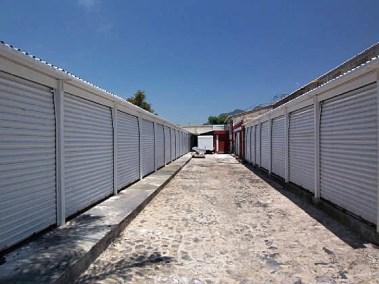Strom White Movers storage units