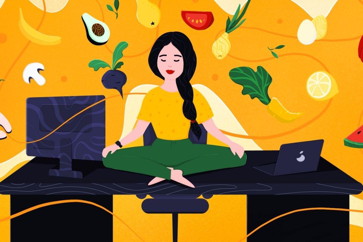 Grafika do tekstu Zdrowe jedzenie