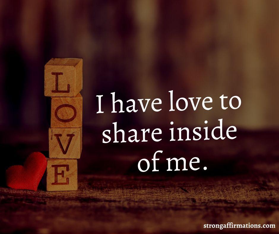Love Affirmations (15)
