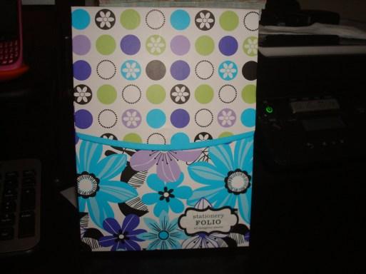 Stationery Set by Hallmark. $2.99