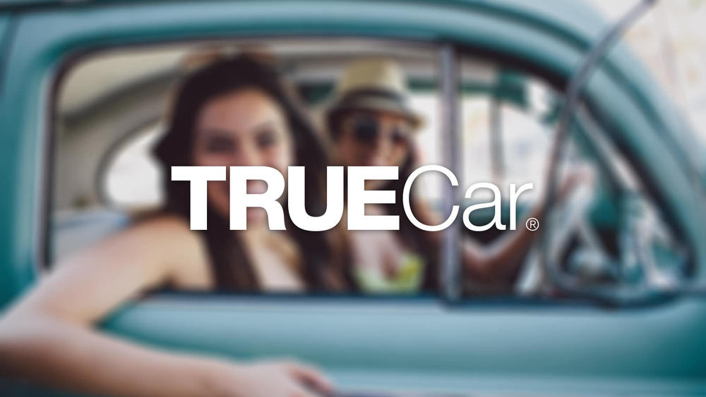 TrueCar for Car Prices & Inventory and Savings on New & Used Cars! (Image via Strong Automotive Merchandising)