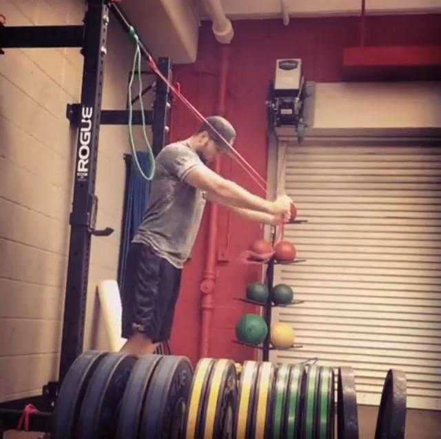 Define accommodating resistance exercise