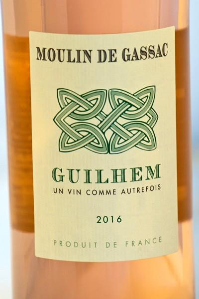 Moulin de Gassac Guilhem Rosé 2016