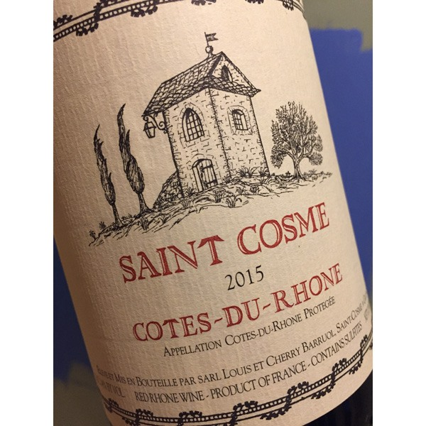 Cote du Rhone Red Wine