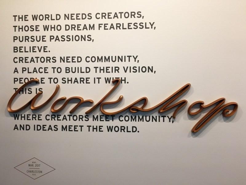 workshop motto