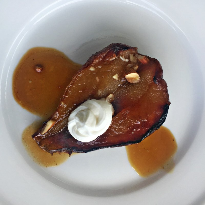 Roasted Apples and Pears
