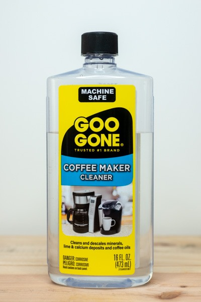 coffee cleaner