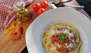 ספגטי בולונז מפנק