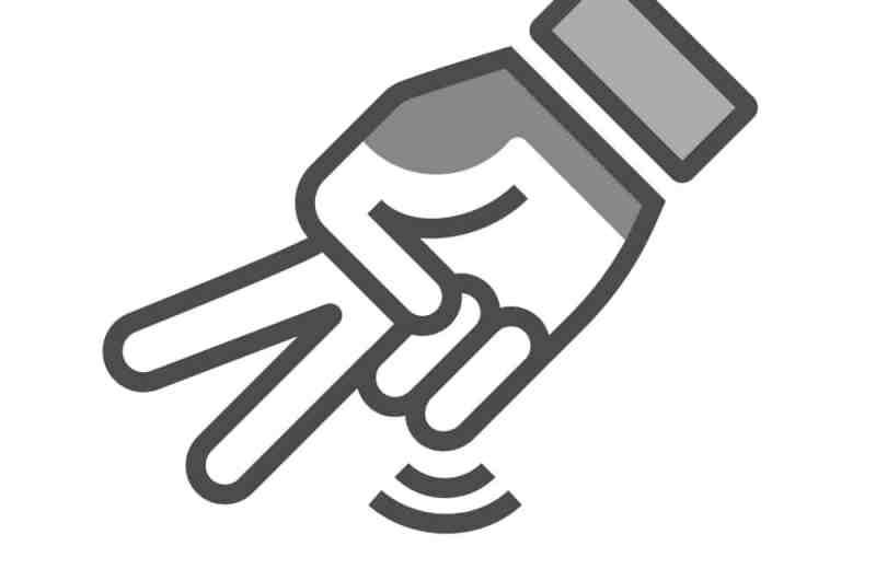 שפת גוף ידיים