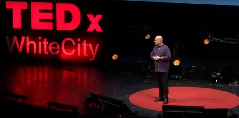 TEDX ערן כץ