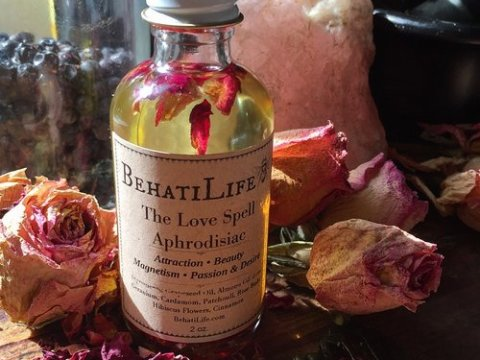 Aphrodisiac love spells in the USA